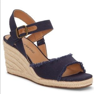 Lucky Brand women's mindra espadrille wedge